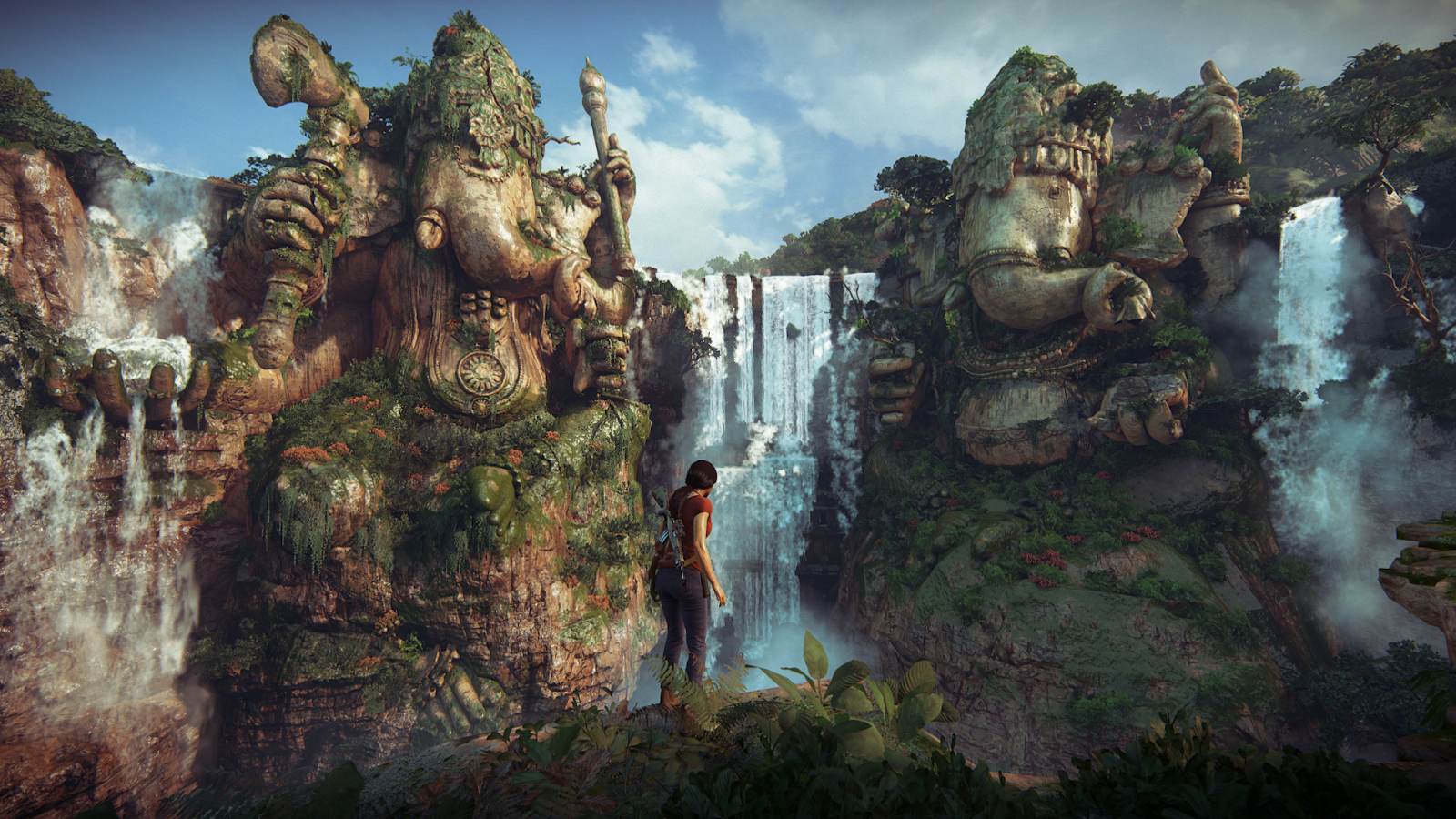 uncharted the lost legacy análise crítica review