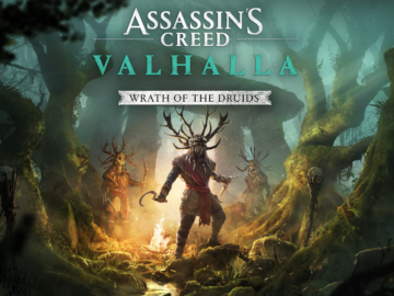 assassins creed valhalla ira dos druidas