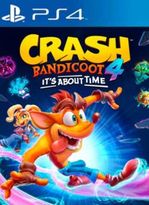 crash bandicoot 4 its about time análise crítica review