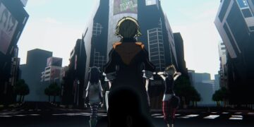 NEO The World Ends With You vídeo abertura